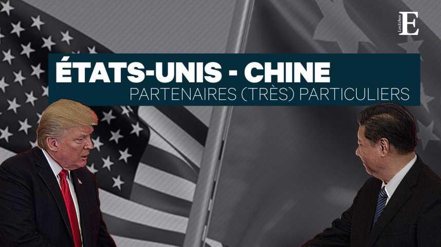 Illustration pour la vidéo Guerre commerciale USA-Chine : les raisons de l'affrontement