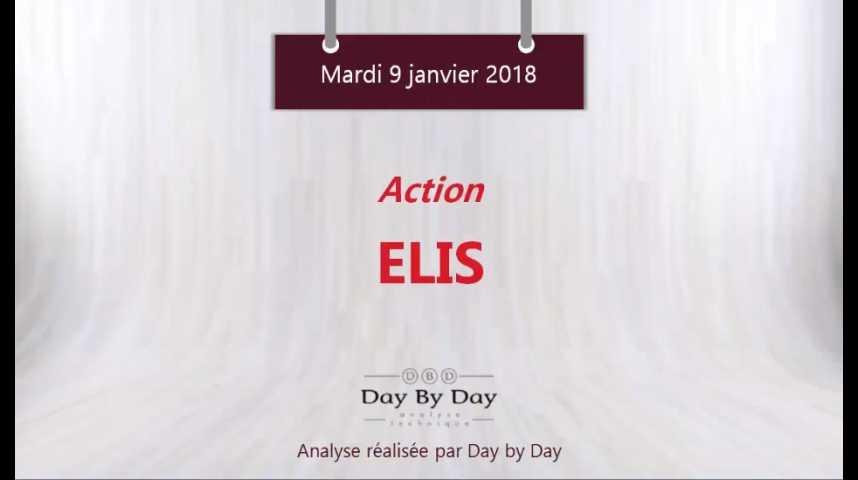 Illustration pour la vidéo Action Elis : nouveau plus haut historique - Flash analyse IG 09.01.2018