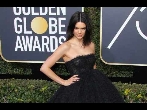Kendall Jenner 'honoured' by Golden Globes invite