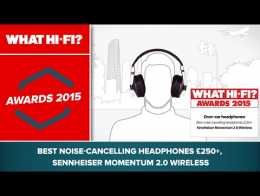 Best noise-cancelling headphones £250+, Sennheiser Momentum 2.0 Wireless