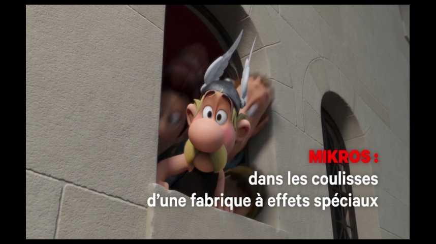 Illustration pour la vidéo Mikros : dans les coulisses d'une fabrique à effets spéciaux