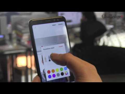 Test : Le Samsung Galaxy A8 drague de manière frontale les millennials et la génération Z.