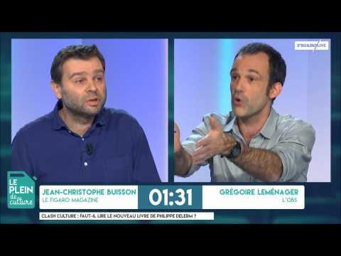 Clash Culture : faut-il lire le nouveau livre de Philippe Delerm ?