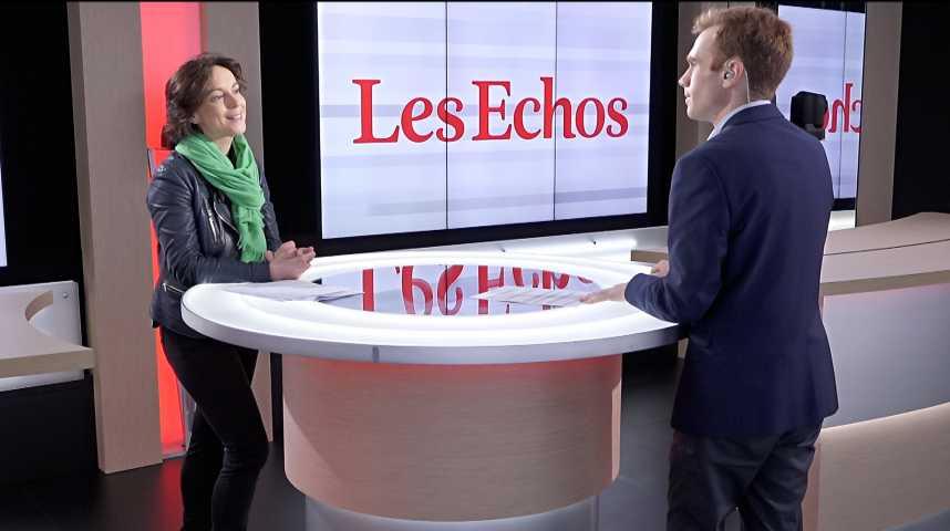 Illustration pour la vidéo « Transavia France va embaucher 140 personnes en 2018 », déclare la PDG Nathalie Stubler