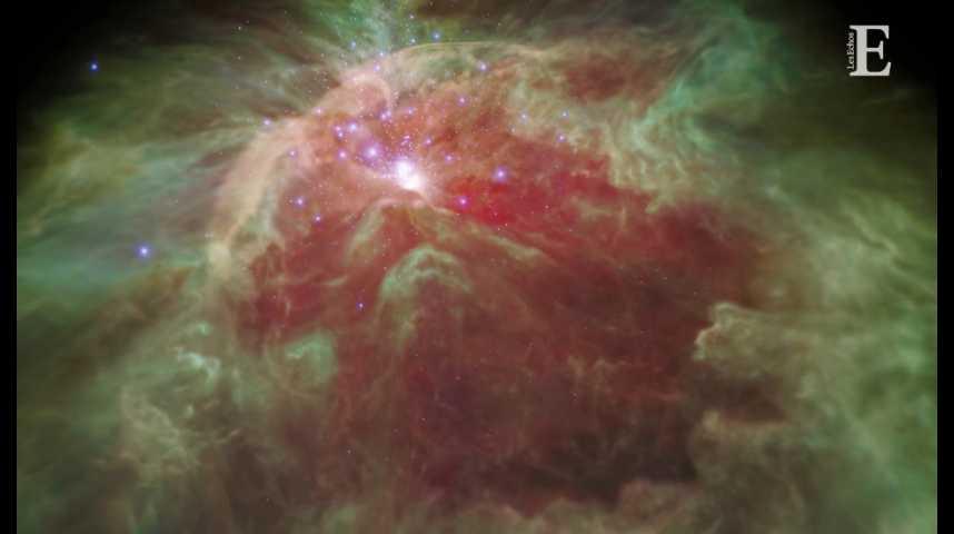 Illustration pour la vidéo La NASA dévoile des images exclusives d'Orion