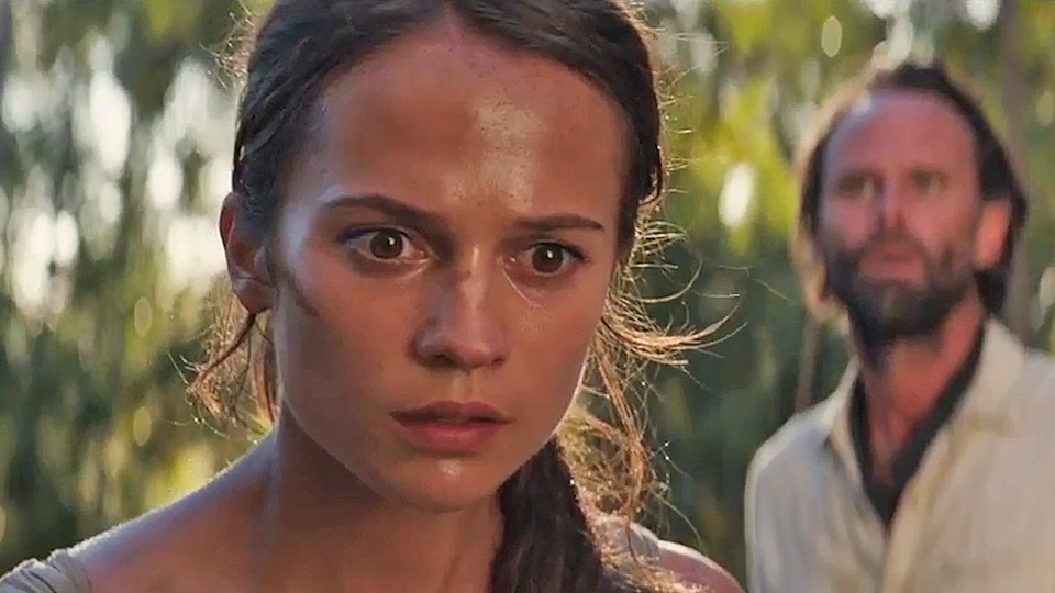 Tomb Raider - bande annonce 5 - VF - (2018)