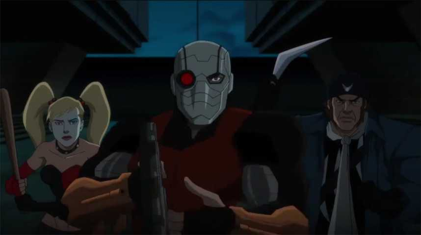 Suicide Squad: Hell To Pay - Bande annonce 1 - VO - (2018)