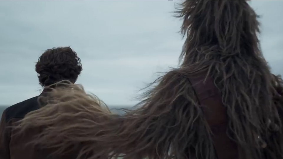 Solo: A Star Wars Story - teaser - VO - (2018)