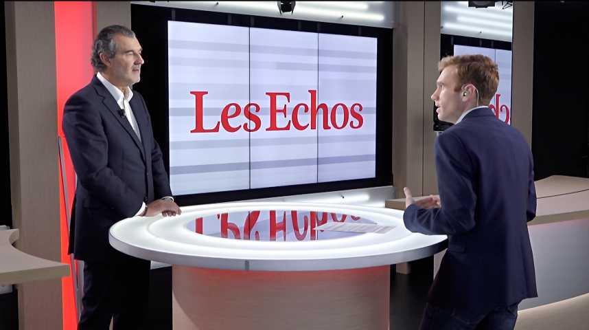 Illustration pour la vidéo Laurent Vimont (Century 21) : « Le marché immobilier dans l'ancien a dépassé les 950.000 transactions, ce que nous n'avons jamais connu sur le marché français »