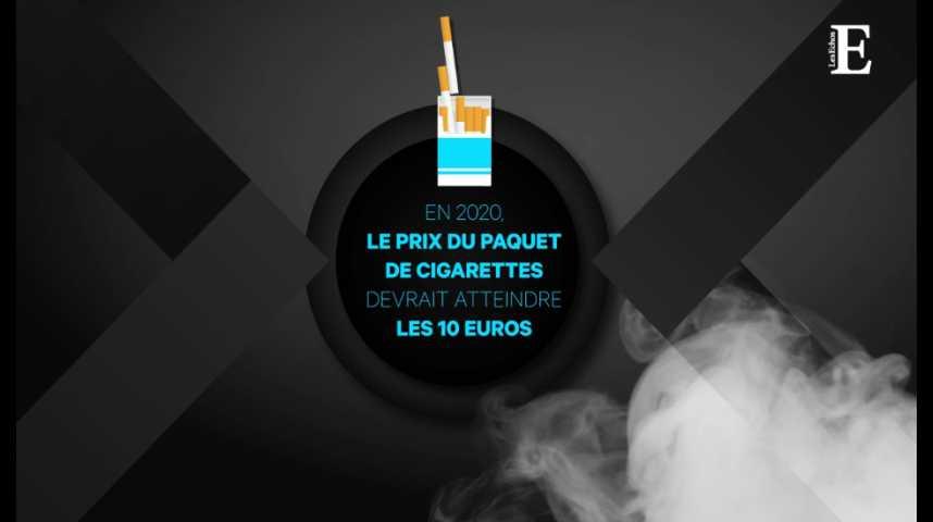 Illustration pour la vidéo A qui profite la hausse du prix des cigarettes ?