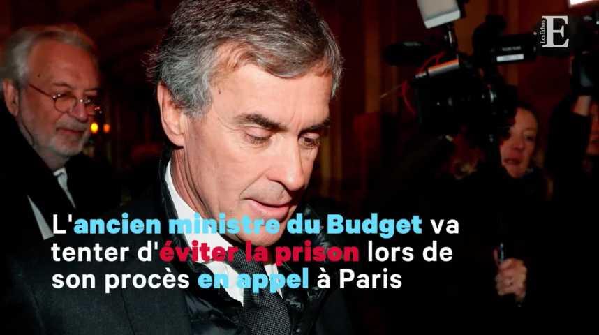 Illustration pour la vidéo Condamné pour fraude fiscale, Jérôme Cahuzac à nouveau face aux juges