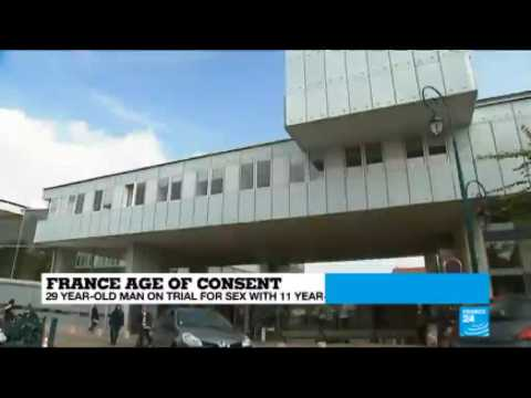 French court case considers age of consent