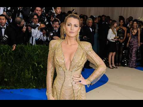Blake Lively's shocking weight loss