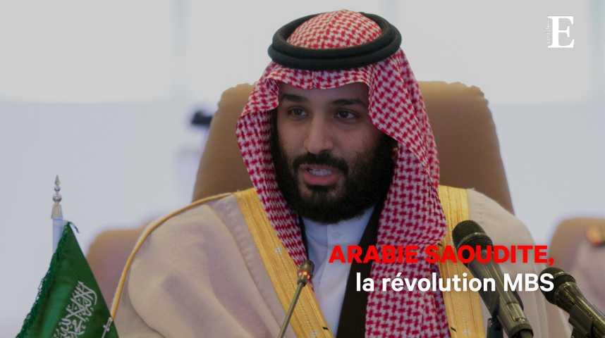 Illustration pour la vidéo Arabie Saoudite : Mohammed Ben Salmane, le prince qui intrigue le monde