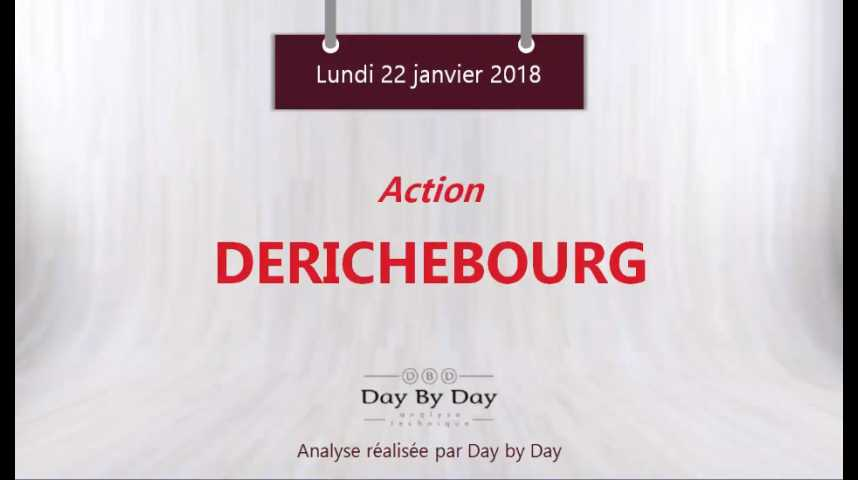 Illustration pour la vidéo Action Derichebourg : risque baissier - Flash analyse IG 22.01.2018
