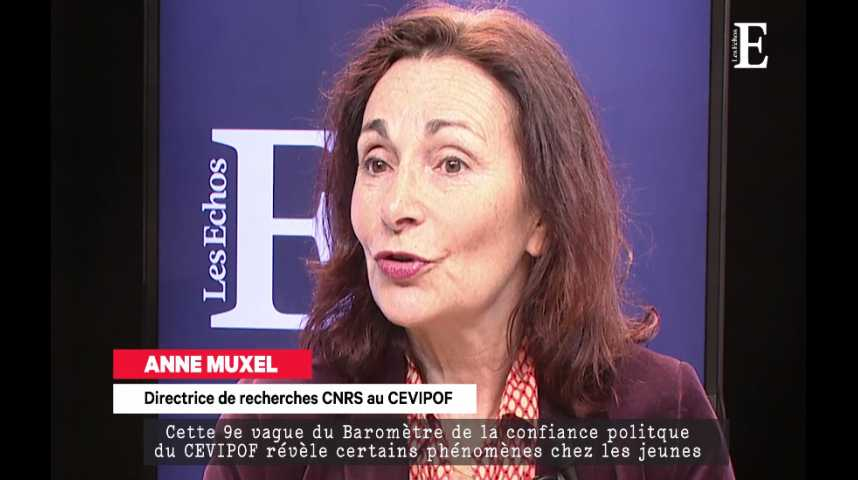 """Illustration pour la vidéo Anne Muxel (CEVIPOF) : """"Il y a un effritement de la confiance dans la démocratie chez les jeunes"""""""