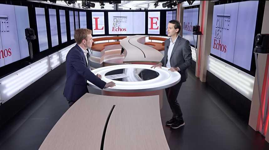 Illustration pour la vidéo « La France doit être convaincue de pouvoir aller loin avec ses PME et TPE » selon le cofondateur de Doctolib Stanislas Niox-Château