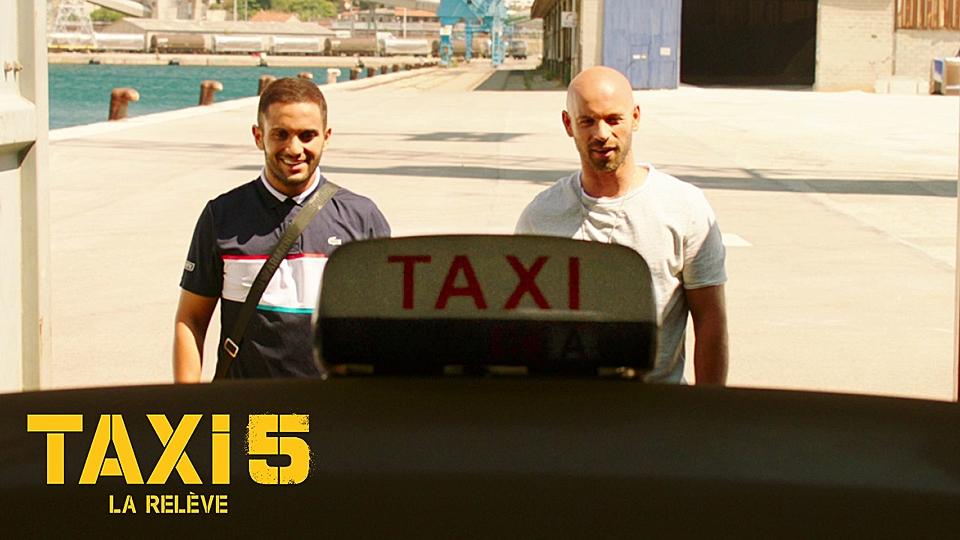 Taxi 5 - teaser - (2018)