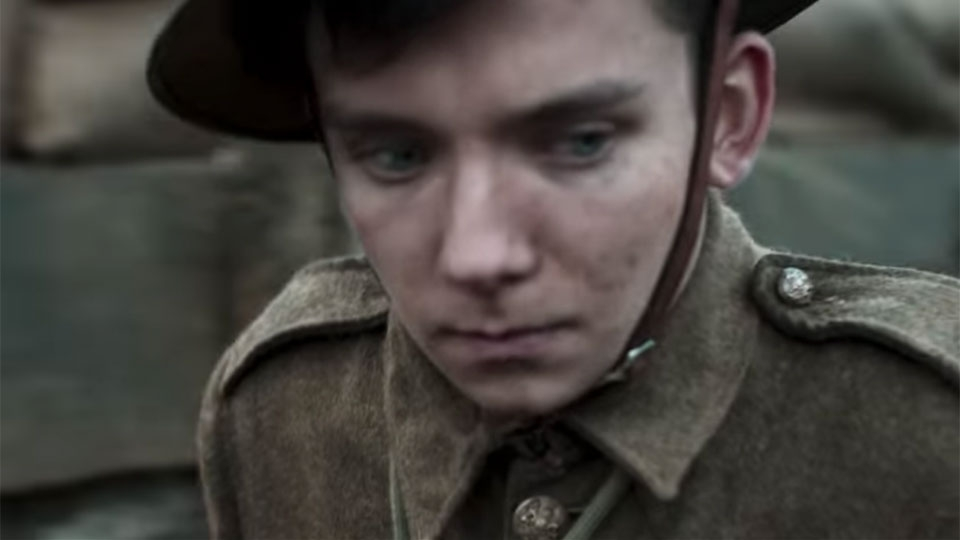 Journey's End - bande annonce 2 - VO - (2017)