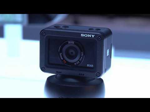 CES 2018 : Sony présente le DSC-RXO son action-cam haut de gamme