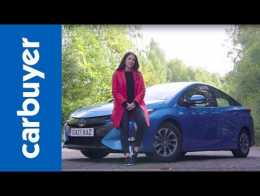 Toyota Prius Plug-In Hybrid review - Ginny tests the latest 283mpg Prius - Carbuyer