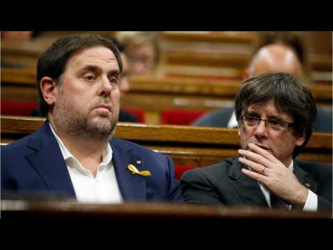 Catalan Separatist Leader Ordered To Remain In Jail By Spain's Supreme Court