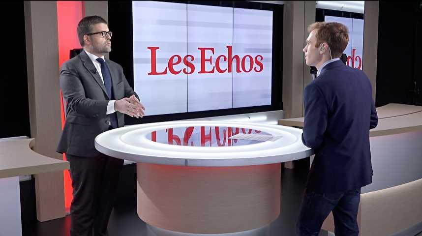 Illustration pour la vidéo « Je demande le remboursement du CICE par Carrefour », déclare Luc Carvounas (PS)