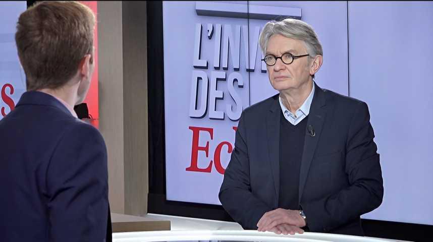 Illustration pour la vidéo Réforme de la fonction publique : « Un sujet brûlant », prévient Jean-Claude Mailly (Force ouvrière)