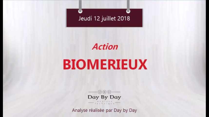 Illustration pour la vidéo Biomerieux - le titre pourrait enregistrer de nouveaux records - Flash Analyse IG 12.07.2018