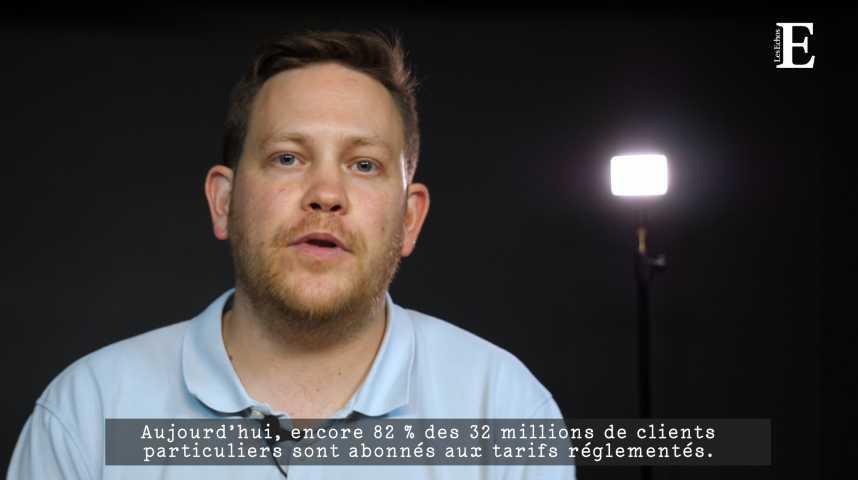 Illustration pour la vidéo Casino, Leclerc... La grande distribution d'électricité
