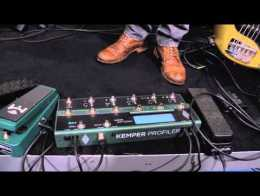Guitarist Angie Swan Talks the Kemper Profiler and Life on