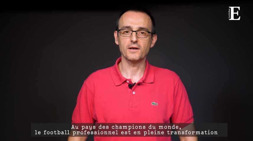 Illustration pour la vidéo Football : la Ligue 1 de plus en plus attractive