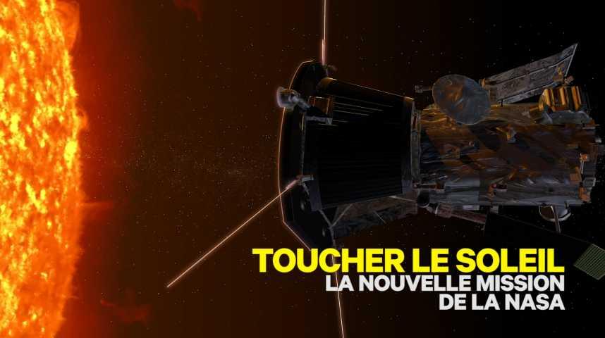 Illustration pour la vidéo Toucher le soleil : la nouvelle mission de la NASA