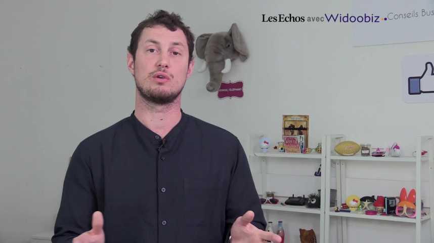 Illustration pour la vidéo A. Bellity, Valider son business model