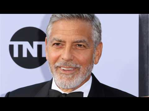 George Clooney Highest Paid Male In Hollywood