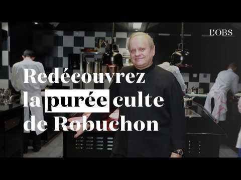 Rendez hommage à Robuchon en préparant sa cultissime purée de pomme de terre