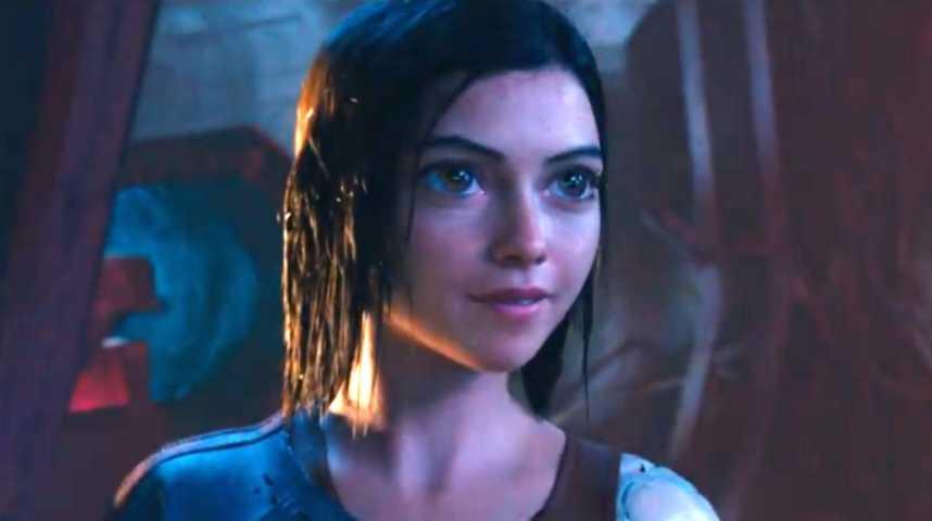 Alita : Battle Angel - Bande annonce 4 - VF - (2019)