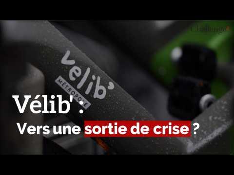 Velib' : vers une fin de crise ?