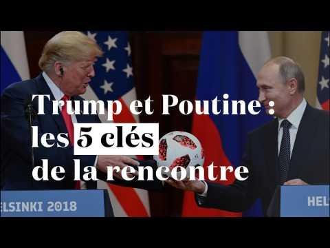 Trump et Poutine : comprendre leur rencontre, en 5 points