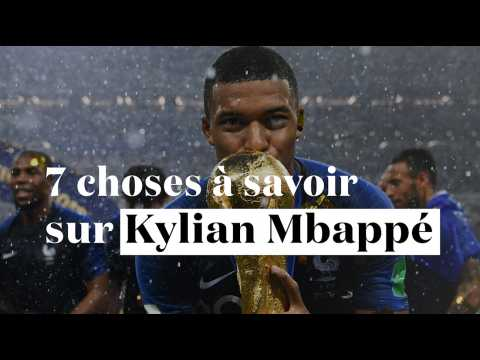 """""""Cirage de chaussures"""", """"enfant dissipé""""... 7 choses à savoir Kylian Mbappé, star du Mondial"""