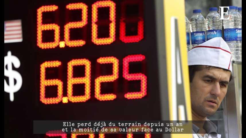 """Illustration pour la vidéo Turquie : une économie en danger de """"sudden stop"""""""