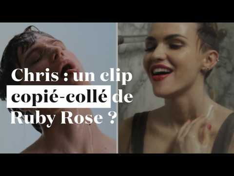 Chris : un clip copier-coller du court-métrage de Ruby Rose ?