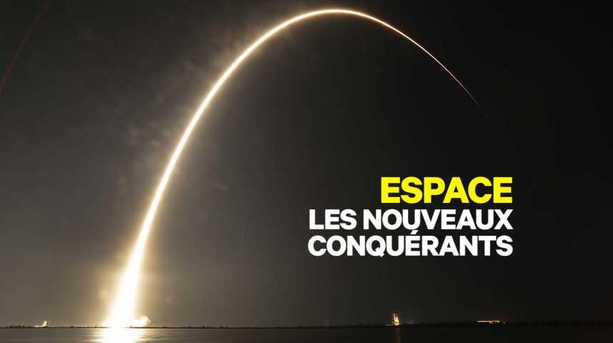Illustration pour la vidéo SpaceX, Blue Origin... Les nouveaux conquérants de l'espace
