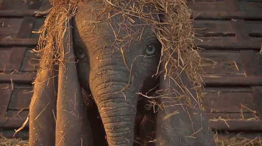 Dumbo - Bande annonce 14 - VO - (2019)