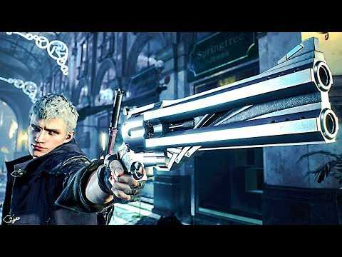 DEVIL MAY CRY 5: Gameplay Demo Boss Fight (Gamescom 2018) PS4 / Xbox One / PC