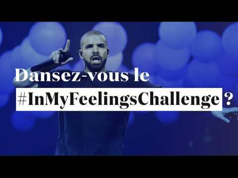 "Dansez-vous le ""#InMyFeelingsChallenge"", inspiré du dernier tube de Drake ?"