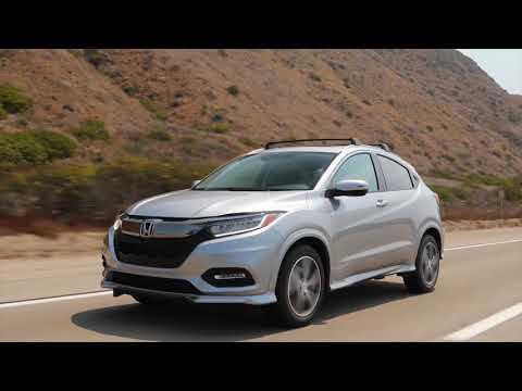 2019 Honda HR-V Touring Driving Video