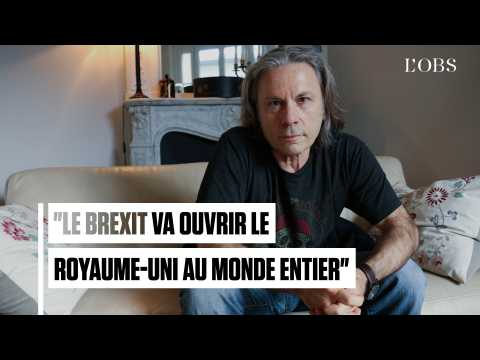 Brexit : Bruce Dickinson d'Iron Maiden a un avis tranché sur la question