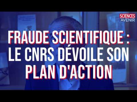 """Fraude scientifique : """"Il faut condamner les tricheurs avec la plus grande fermeté"""" (Antoine Petit, CNRS)"""