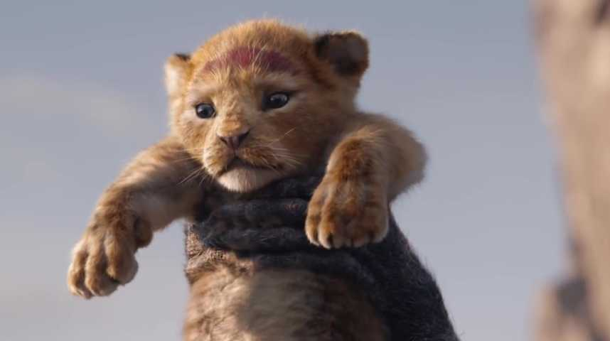 Le Roi Lion - Teaser 4 - VO - (2019)